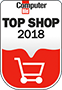 COMPUTER BILD Top-Shop 2018